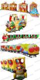 Открытый Детский карнавал аттракционы луна-парк аттракционов поездов (DJ20140518)