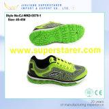 Das sapatilhas ocasionais do esporte da sapata do engranzamento dos homens sapatas ao ar livre