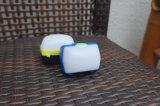 Bewegliche LED-kampierende Laterne 1, DES USB-300mAh nachladbare Wasser-beständige Lampe Zelt-Licht-Ipx5 für das Kampieren und Dringlichkeit