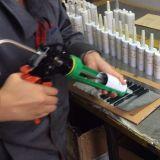 Do silicone preto da cor 310ml da alta qualidade vedador estrutural para a porta do indicador de vidro