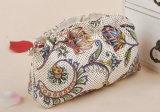 Sacchetto cosmetico del cotone della stampa (CS2285)