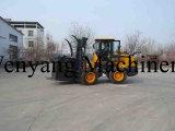 Buon carrello elevatore fuori strada del terreno di massima del paese trasversale della Cina 6ton 4WD