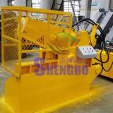 Integrierte hydraulische Eisen-Rod-Alligatorschermaschine