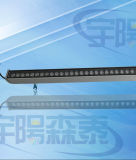 36W Outdoor Waterproof Empty RVB LED Wall Washer 18W 24W