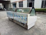 在庫が付いているG2o杭州のアイスクリームのカートかGelatoのショーケース