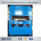 Un PLC di 200 T ha gestito la macchina di vulcanizzazione di gomma della pressa