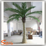 2015 Factory Direct ventilateur artificiel décoratifs Palm planter des arbres (PM075)