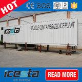 Большая емкость 10 тонн льда для машины для сетей супермаркетов