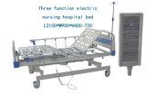 Cama de Hospital de três funções eléctricas