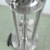Homogeneizador de aço inoxidável batedeira para cosmética