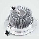 Свет пятна RoHS регулируемый СИД Ce Aluminum+PC AC100-240V 24LEDs 24W