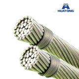 Conducteur en aluminium de pingouin du câble ACSR de faisceau en acier pour ASTM B232