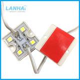 12V 4LED RVB DMX 0.96W SMD 5050 Module à LED en plastique
