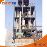 Equipamento de evaporação de destilação de vácuo líquido industrial Pharmceutical