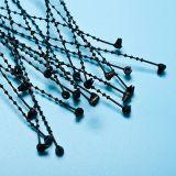 Boucle en PP transparent Pin Tie012-3 (TL)
