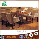 Mesa de jantar de estilo europeu 2017 e cadeira para venda