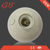 Heb Vele Soorten E27 ABS Lamphouder met het Materiaal van het Koper