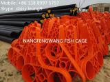 Cage de poissons d'aquiculture d'eau profonde