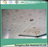 Soffitto di stampa del rivestimento del rullo di materiale da costruzione di alluminio