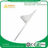 réverbère solaire extérieur de la lampe de détecteur de mouvement des produits 100W DEL