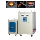Máquina de aquecimento de indução eletromagnética industrial para tratamento térmico de metal
