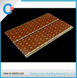 Panneaux moyens de PVC de cannelure
