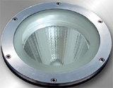 CREE LED nell'ambito di indicatore luminoso al suolo, alto potere all'indicatore luminoso al suolo