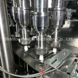 Hongju Maschinerie-füllende und mit einer Kappe bedeckende Maschine für herausgespritzten Fastfood- Beutel