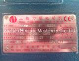 Hxe-9ds 두 배 스풀러 케이블 제조 설비를 가진 중간 알루미늄 철사 그림 기계