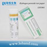 Expérimental et Outsaide agricoles industriels de laboratoire sur le papier réactif Lh1001 de site