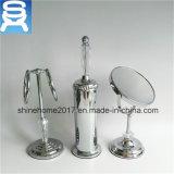 Accesorio de cerámica del cuarto de baño del dispensador del jabón, conjuntos del cuarto de baño de la porcelana, conjunto de cerámica del cuarto de baño