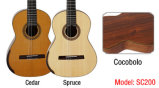 Гитара типа Smallman верхнего сегмента самая лучшая классическая с OEM/ODM приемлемо
