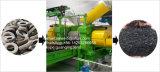 Весь шредер автошины/неныжный завод по переработке вторичного сырья покрышки для порошка резины продукции