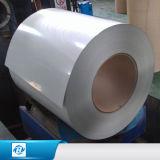 A alta qualidade imprimiu o metal de folha de PPGI/Colored/antimicrobial de aço revestido cor da bobina Pre-Painted