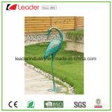 Bestseller-Metallvogel-Tiergans-Figürchen für Rasen-und Garten-Dekoration
