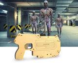 AR de madera juega el arma para los juegos del Shooting 3D