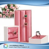 Caisse d'emballage de luxe en bois/de papier étalage pour le cadeau de bijou de montre (xc-dB-013A)