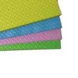 prix d'usine résistant à l'eau de l'exercice de taekwondo de tapis en mousse EVA-de-chaussée