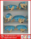 Brinquedo bonito Cushon do luxuoso do urso da peluche