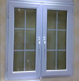 PVC 프레임 여닫이 창 Windows UPVC Windows