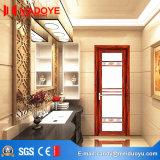 Porte classique de salle de bains de décoration intérieure de Foshan avec le gril décoratif