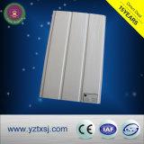 高品質は2つの溝PVC天井のタイルを薄板にした