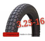 Motorrad zerteilt gute Qualitätsmotorrad-Gummireifen 3.25-17 3.25-16 3.00-18
