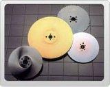 La marca de fábrica del corte del sostenido circular de 300 de x 2.0 x de 32m m HSS M35 consideró la lámina para el corte del acero inoxidable