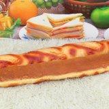 Modelo de Alimentos Largos Pan de PU Amarillo Dorado