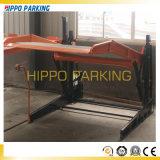 Titrage simple à deux postes de relevage de parking
