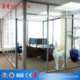 Puerta movible del vidrio de la partición del diseño moderno