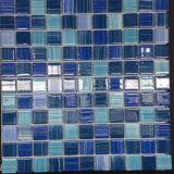 De Tegel van het Mozaïek van het glas met Met de hand geschilderd van Bouwmateriaal