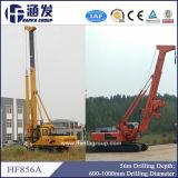 Hf856A rotierende Bohrmaschine für Anhäufung-Basis