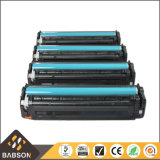 Cartucho de toner compatible genuino del color para HP CF210A, CF211A, CF212A, precio favorable 213A/salida rápida